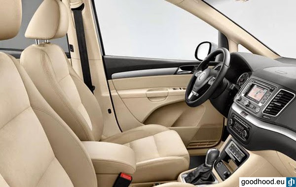 Volkswagen Sharan Mk2 (7N) 2014 price, specs / fuel consumption ...