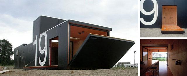 Aggidesign dom kontener for Modular homes france