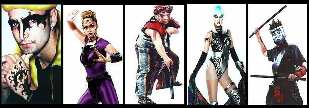 Pintados 1999-2000 Pinoy TV Super Hero Group