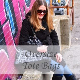Oversize Tote Bags