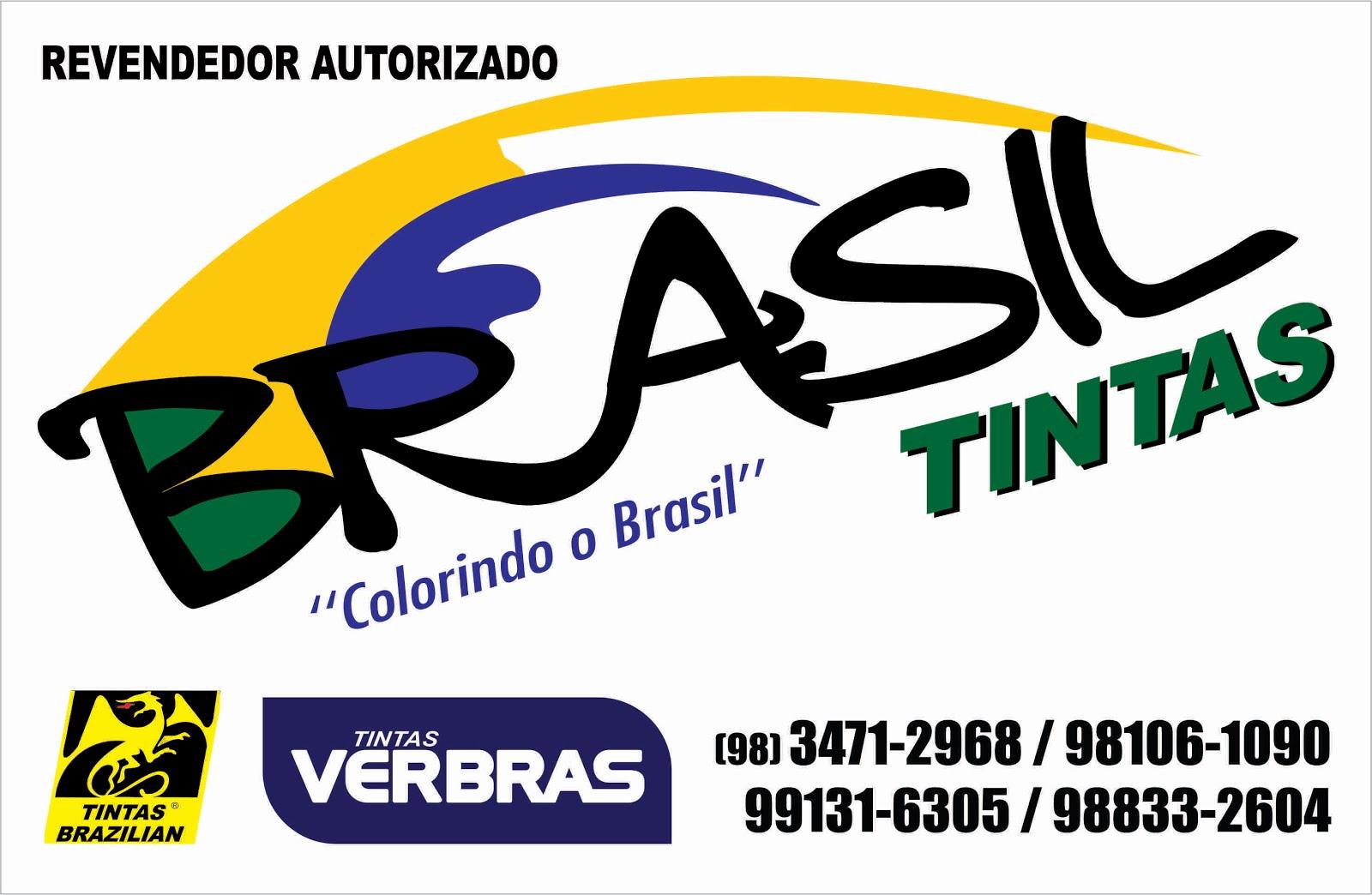 EM CHAPADINHA, BRASIL TINTAS