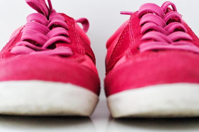 zapatillas novia