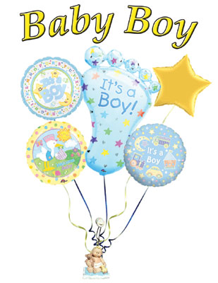 Balloon Baby Boy5