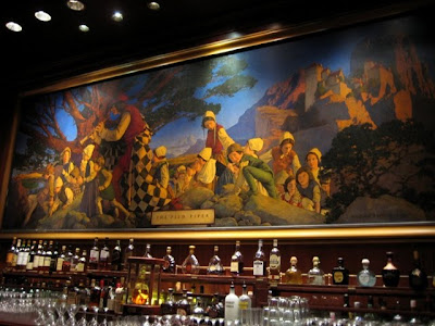 Pied Piper Bar, Palace Hotel