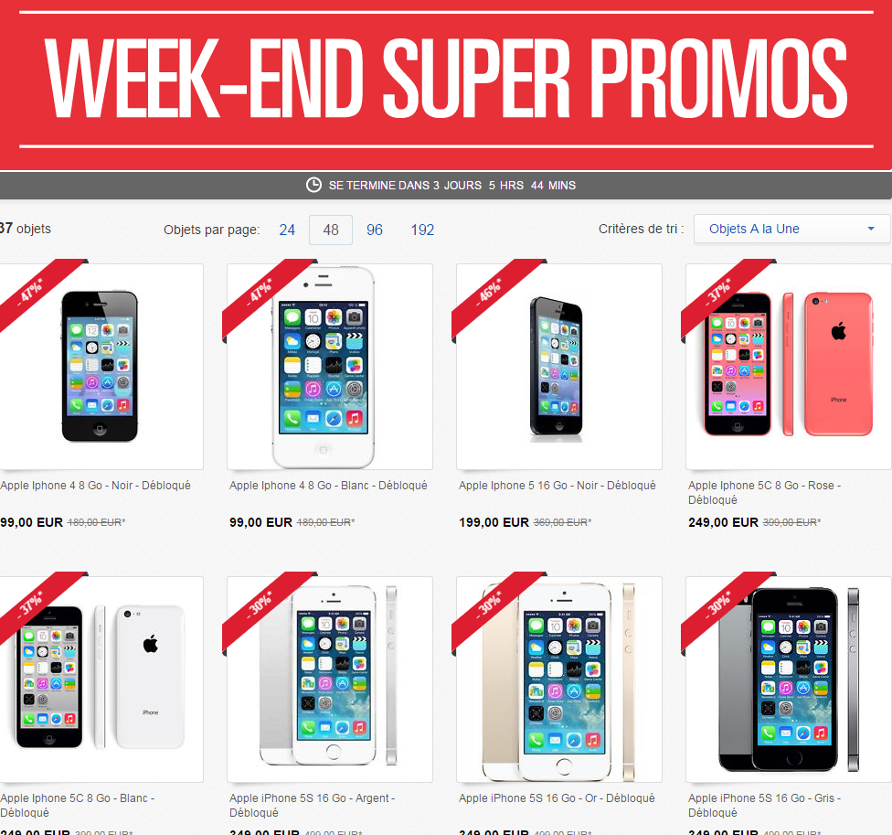 promo iphone ebay