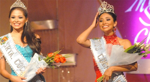 Road to Miss Bolivia 2011