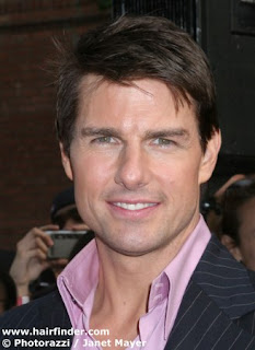 Tom Cruise Hairstyle ideas for Men