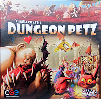 Dungeon Petz - The box artwork