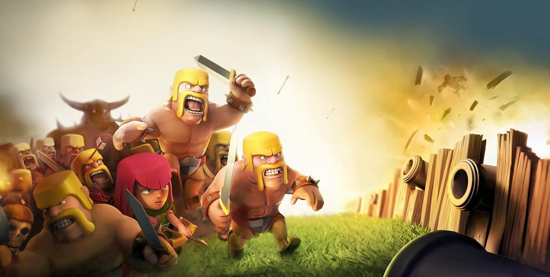 Clash Of Clans Download here!!! | ApkStuff4u