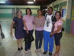 Equipe da TV Escola e seus colaboradores
