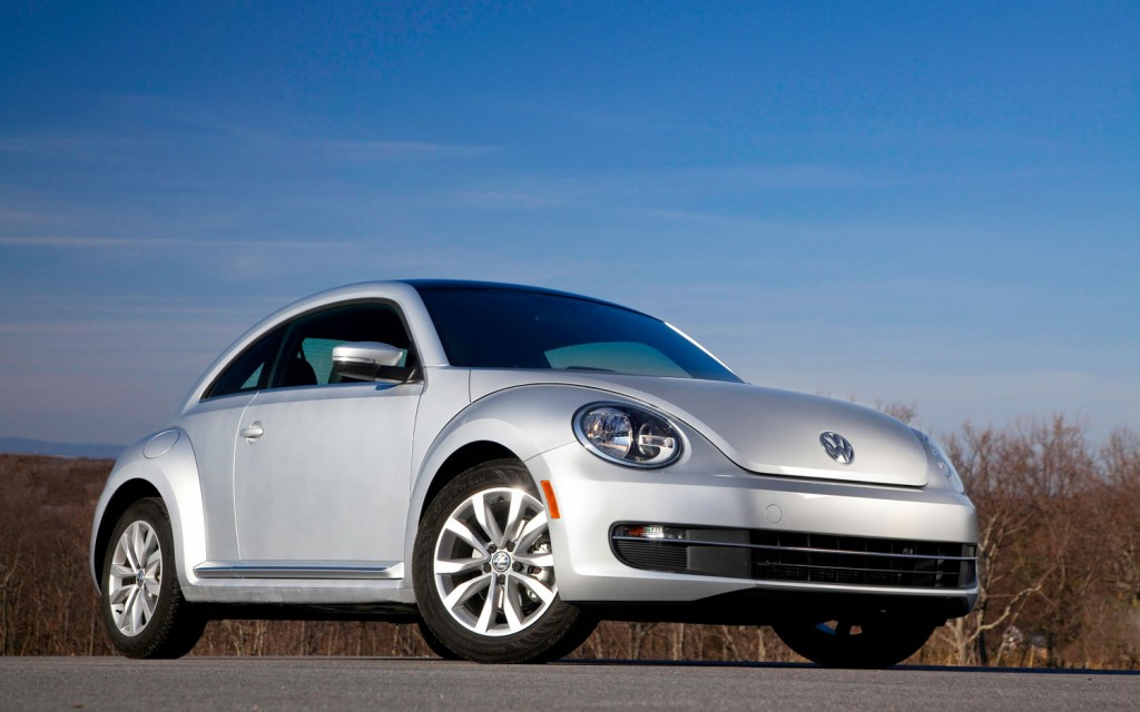 Chicago Debut: 2013 VW Beetle TDI