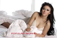 hot Foto Vitalia Sesha di Majalah Popular
