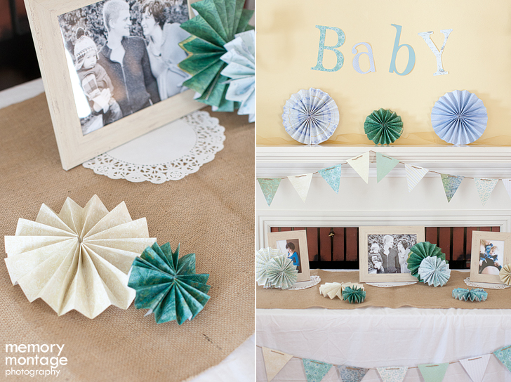 yakima baby shower idea