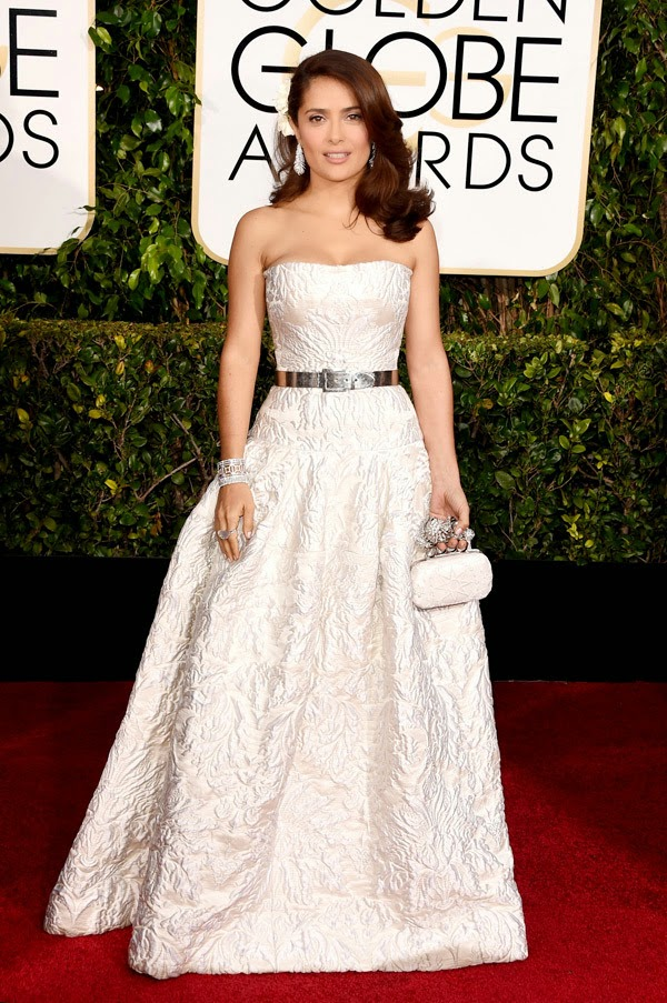 Selma-Hayek-Golden-globes-2015-red-carpet