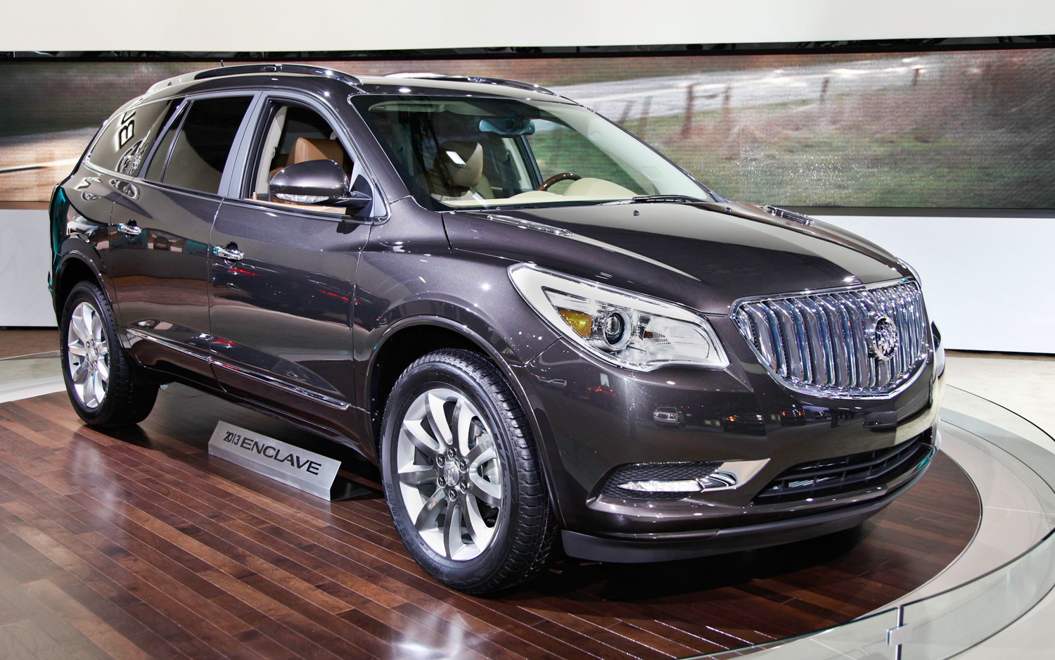 2013 buick enclave new cars reviews. Black Bedroom Furniture Sets. Home Design Ideas