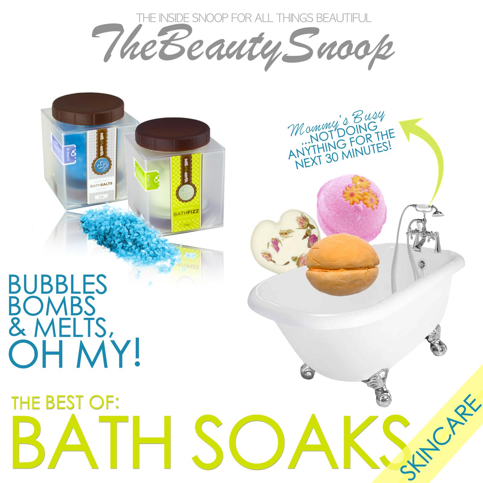 Salt of the Earth Bath Fizz, Salt of the Earth Bubbling Salts, Lush Bath Bombs, Lush Bubble Bars