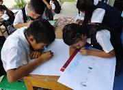 CGH-Ho Chi Minh * UNAM en Rebeldía: Dibujos de niños palestinos