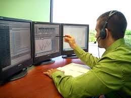 trading adalah pekerjaan sehari-hari