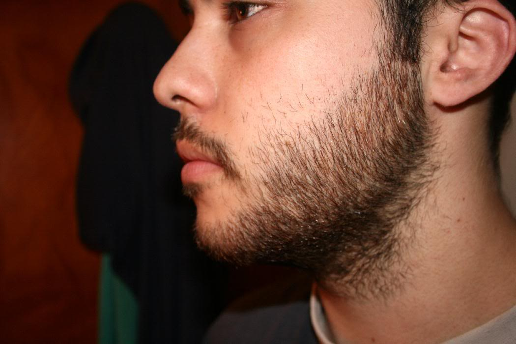 dating a guy with facial hair There's just something about a little facial hair that gets me every time: relationship read this: 7 obvious reasons you need to date a guy with a beard.