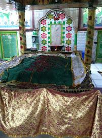 Makam Syeikh Muhammad Baqi Billah QS