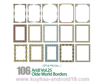 OLDE WORLD BORDERS