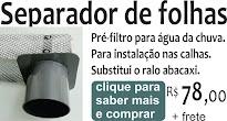 SEPARADOR DE FOLHAS
