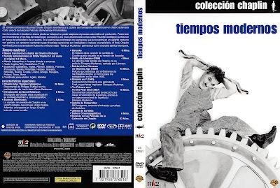 Tiempos modernos 1936 | Cine clásico | Charlot | Charles Chaplin