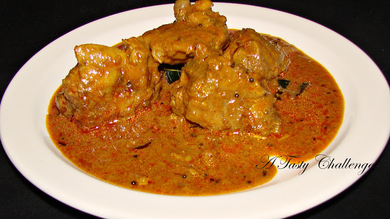 Nadan/ Kerala Chicken Curry