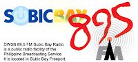 setcat|89.5 Subic Bay Radio DWSB