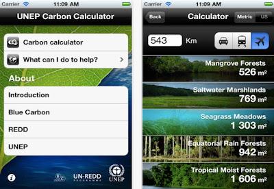 UNEP Carbon Calculator