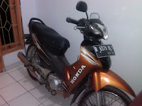 Motor Supra B 6579 BLY