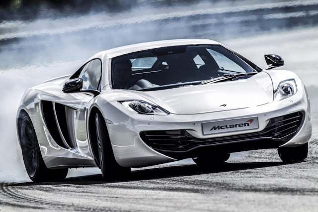 McLaren MP4-12C Shooting Brake Prices