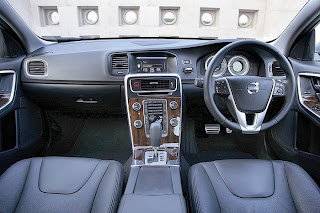 new volvo s60 d3 interior and steering