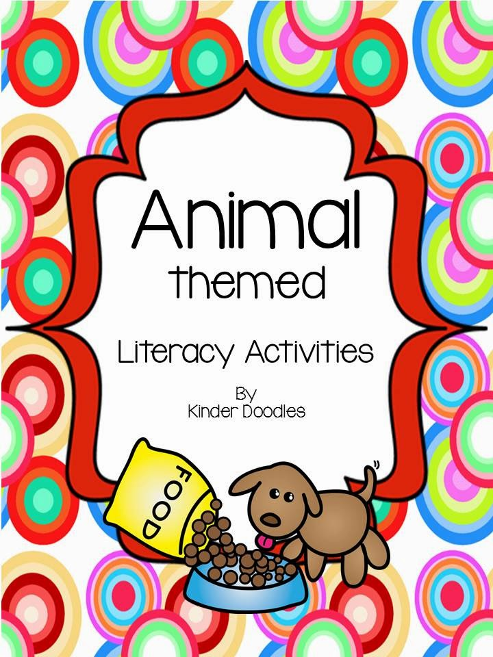 http://www.teacherspayteachers.com/Product/Animal-Themed-Literacy-Activities-aligned-to-the-CCSS-1128434