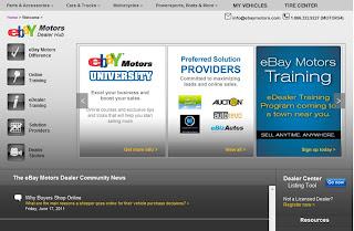 Ebay Motors Sales Best Practices June 2012