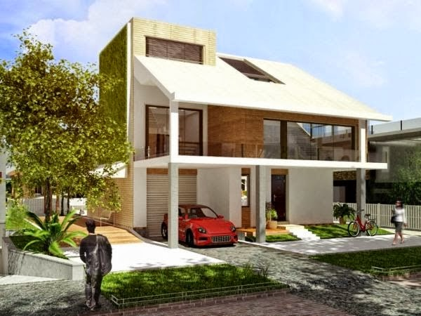 Model Rumah Minimalis Sederhana6