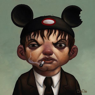 Mouseketeer Mac by Bob Dob