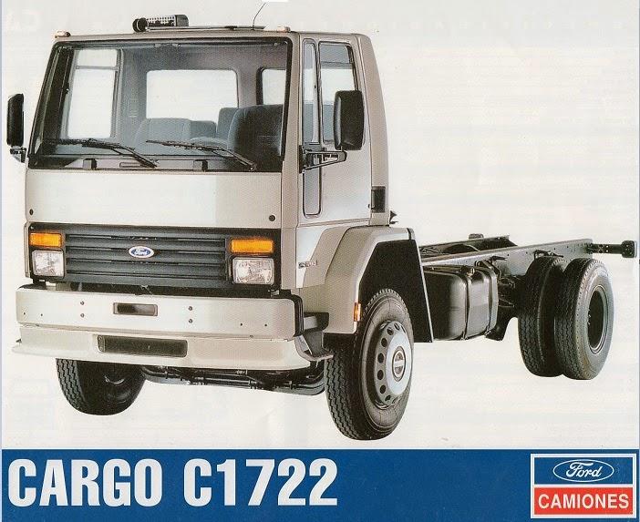 Cami 243 N Argentino Ford Cargo 1722