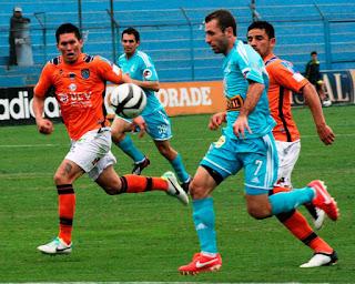César Vallejo vs Sporting Cristal