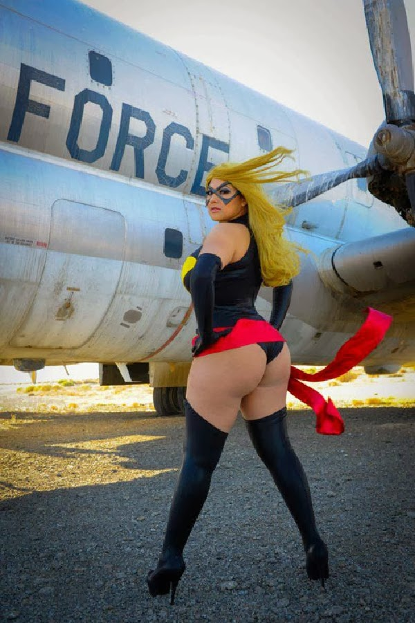 Ms. Marvel (Comics Marvel)