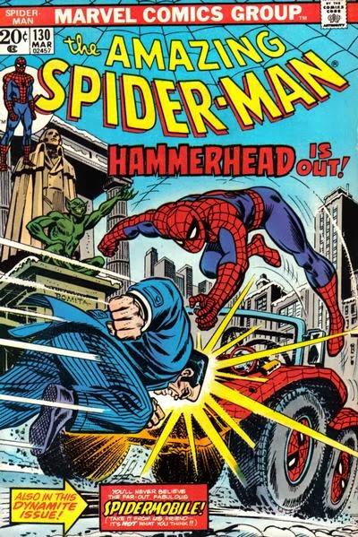 Amazing Spider-Man #130, Hammerhead