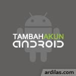 Cara Menambah Akun Di Handphone Android