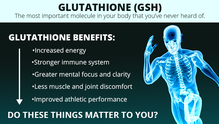the shocking truth about glutathione | cancer fighting vitamins, Skeleton