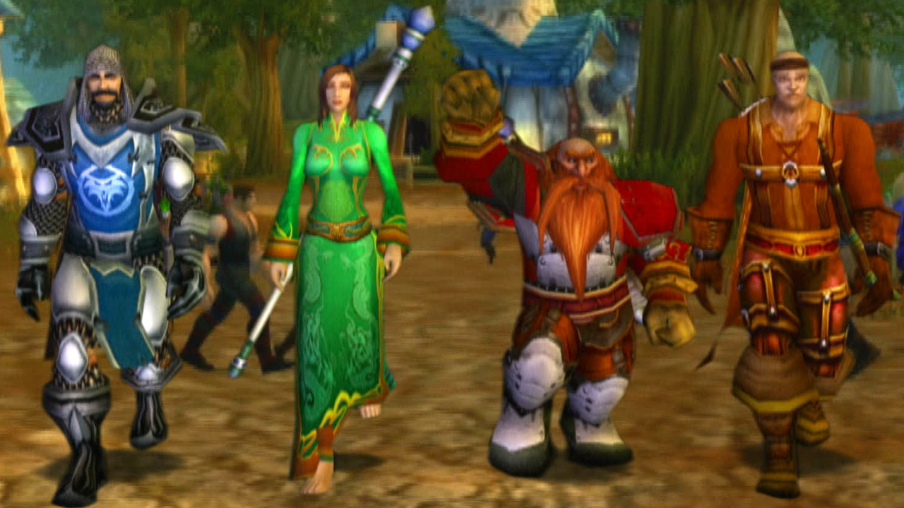 a comparison of sims and world of warcraft two role playing games Online gaming, electronic game playing world of warcraft the difference was in the economic models adopted by the two games whereas the sims.