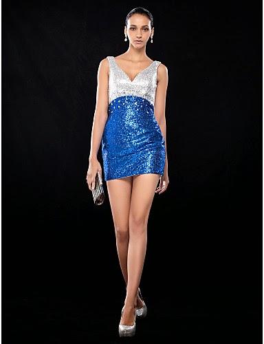 Vestidos de noche con lentejuelas | Colección