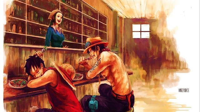 Hình ảnh nền One Piece cho máy tính