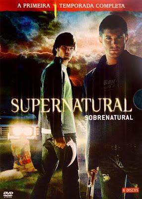 Supernatural/ Sobrenatural 1ª Temporada