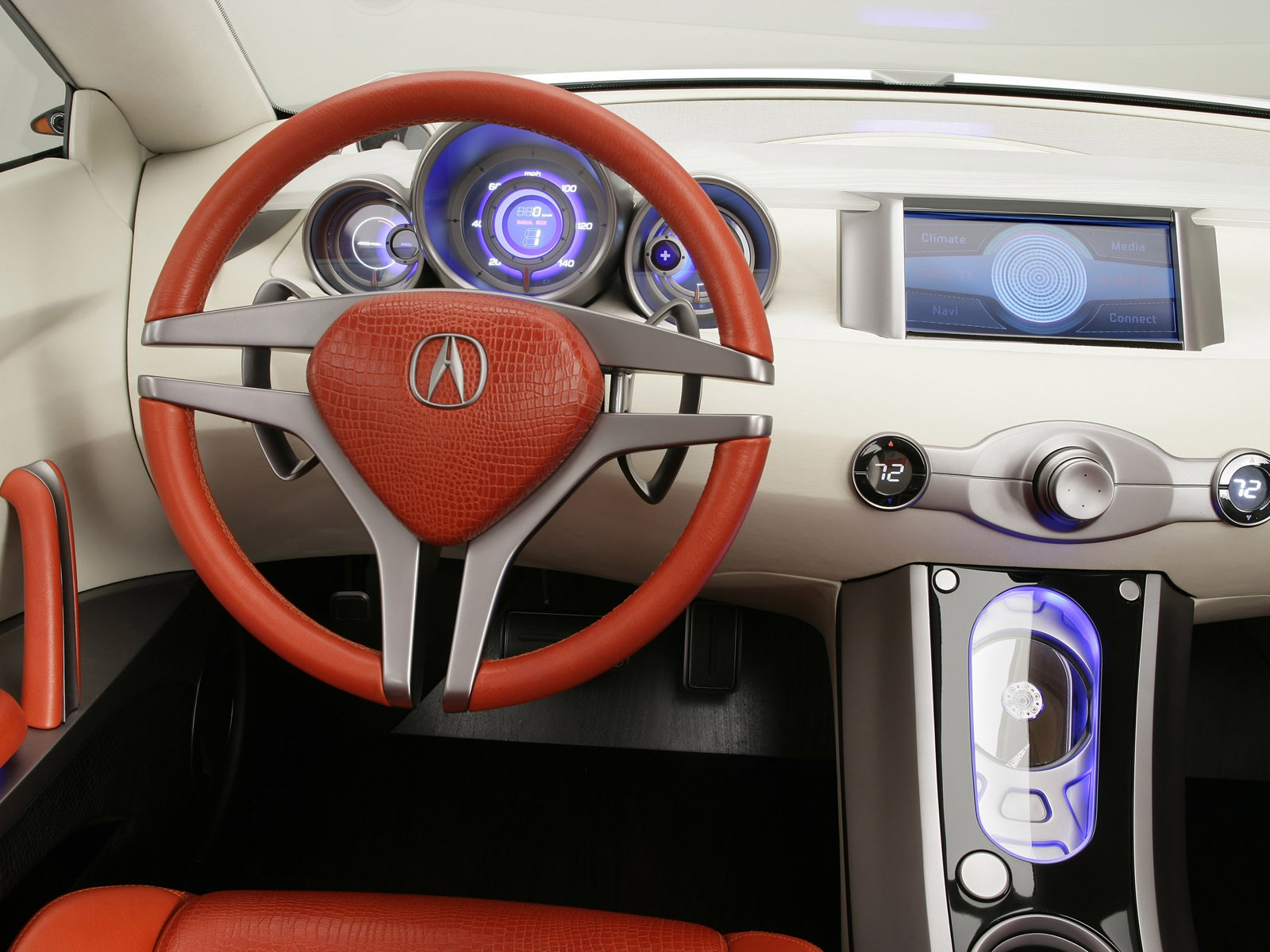2007 ACURA RDX car pictures wallpapers