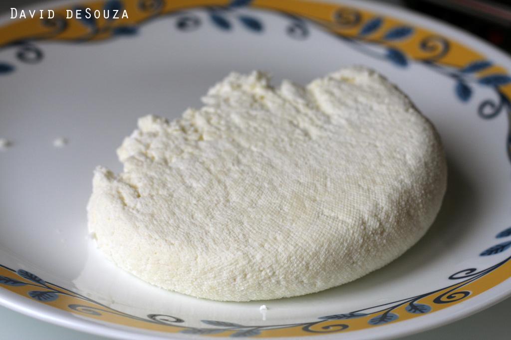 How to make Paneer - Indian Cottage Cheese | Paneer Bhurji Recipe ...