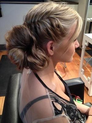 trenzas peinados faciles